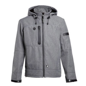 Veste d'hiver en Softshell North Ways