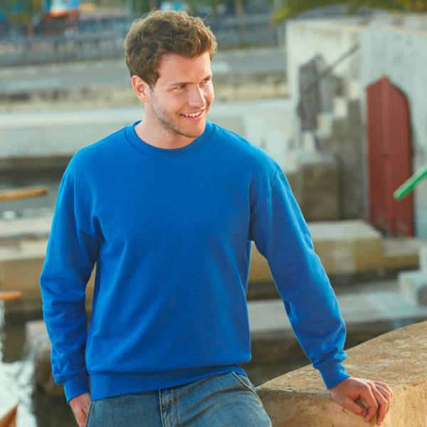 Sweat-shirt classique Homme