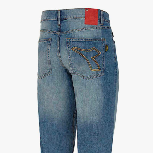 Jeans de Travail Bleu Denim Stone @
