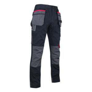 Pantalon Canvas poches genouillères et renforts imperméable