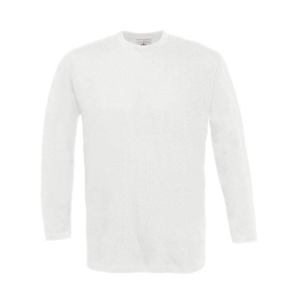 T-shirt à manches longues 100% Coton