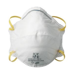 Masque Coque FFP1 NR D SL - Boite de 20