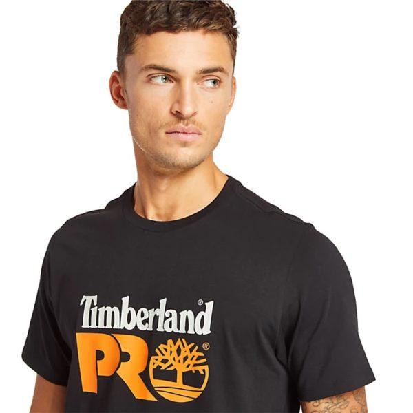 Tee-Shirt-Timberland